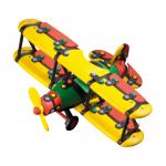 Jucarie de construit 3D Biplanor 089.026, 25.9 cm