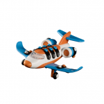 Jucarie de construit 3D Business jet 089.445, 14.6 cm