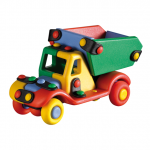 Jucarie de construit 3D Camion 089.011, 13 cm