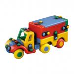 Jucarie de construit 3D Camion 089.177, 15.9 cm