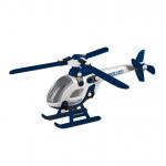Jucarie de construit 3D Elicopter POLIZEI 089.443, 21 cm