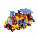 Jucarie de construit 3D Locomotiva 089.027, 19.1 cm