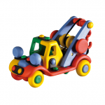 Jucarie de construit 3D Macara 089.013, 11.7 cm