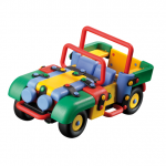 Jucarie de construit 3D Masina off-road 089.023, 20.1 cm