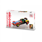 Jucarie de construit 3D Masina sport 089.016, 20.3 cm