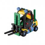 Jucarie de construit 3D Stivuitor 089.087, 18 cm