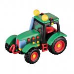 Jucarie de construit 3D Tractor 089.010, 16.5 cm