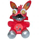Jucarie din plus Foxy, Five Nights at Freddy's, 20 cm