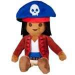 Jucarie din plus Pirat, Playmobil, 32 cm
